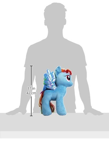 ty90211–Plush–TY Beanie Baby–My Little Pony–Rainbow Dash