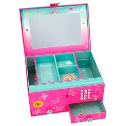 Top Model 8764.001 Jewellery Box Medium Code and Sound MOT. 1