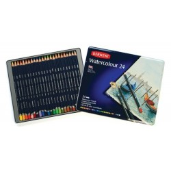 Derwent Watercolour Pencils Tin