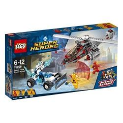 LEGO UK 76098 DC Comics Speed Force Freeze Pursuit Building Block