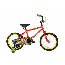 Sonic Boys', Tyke Bike, Red
