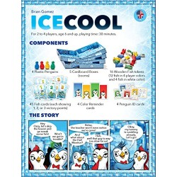 Brain Games Publishing Ice Cool