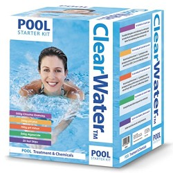Clearwater Pool Chemicals Kit