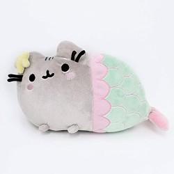 GUND 4056242 Pusheen Mermaid Soft Toy