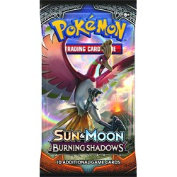 Pokemon POK81230 Tcg Sun and Moon Burning Shadows Booster Display Game