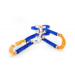 Hexbug Nano Nitro Slingshot Playset With 2 Supercharged Bugs