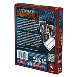 Ultimate Werewolf Party Game By Ted Alspach