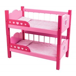 Dolls World Bunk Beds