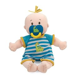 Manhattan Toy Baby Stella Boy Soft Nurturing First Baby Doll for Ages 1 Year and Up, 38.1cm