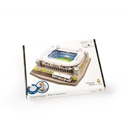 Nanostand Real Madrid F.C. Santiago Bernabeu Puzzle