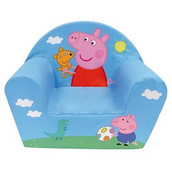 Fun House 712465 Peppa Pig Children's Club Chair
