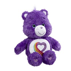 Care Bear Rainbow Heart 35th Anniversary Plush Toy