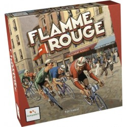 Lautapelit LAU00051 Flamme Rouge Board Game