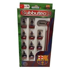 Paul Lamond 3407 Subbuteo Barcelona FC Team Game Set
