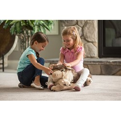 Wild Republic Floppies 76cm Wolf Plush