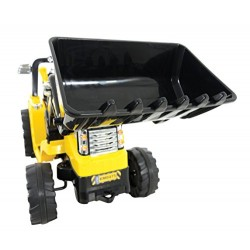 EMOTO M09282 Tractor with 6 V battery