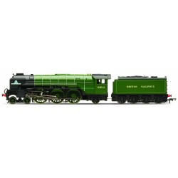 Hornby R3060 RailRoad BR 'Tornado' Class A1 00 Gauge Steam Locomotive