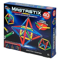 Magtastix 55405 Building Set (40