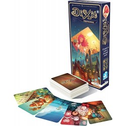 Asmodee ASMDIX08EN Dixit Exp 6 Memories Card Game