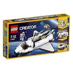 LEGO UK 31066 Space Shuttle Explorer Construction Toy