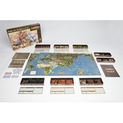 Avalon Hill C39720000 Axis and Allies Anniversary Edition Game