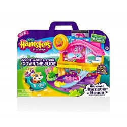 Zuru ZU064.17 Hamsters In A House Ultimate Playset