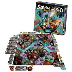 Days of Wonder Small World Underground Board Game