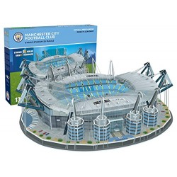 Paul Lamond 3885 Manchester City Fc Eithad Stadium 3D Puzzle