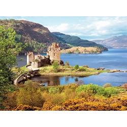 Castorland Eilean Donan Castle Scotland Jigsaw (2000