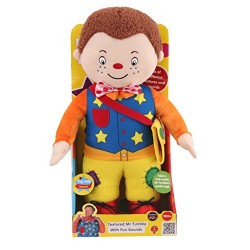 Something Special Textured Mr Tumble Soft Toy with Fun Sounds