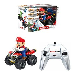 Carrera RC 370200996 Mario Kart 8 Radio Control Quad Bike