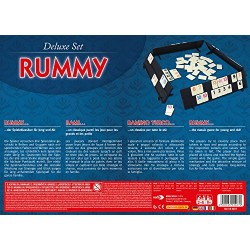 Deluxe Rummy Classic Game (Multi