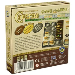 Mayfair Games Europe GmbH MFG03525 Caverna Cave vs Cave Board Game