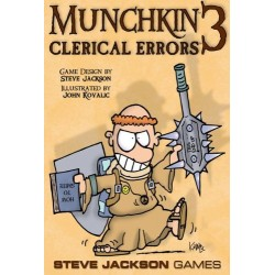 Munchkin 3 Revised Color Card Game
