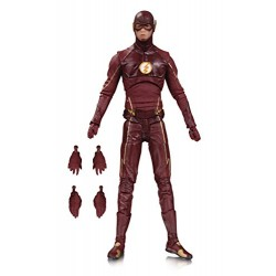 DC Comics AUG170365 The Flash Season 3 Action Figure