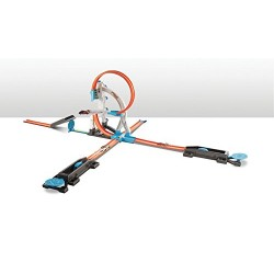Hot Wheels DLF28 Track Builder System Stunt Kit Playset
