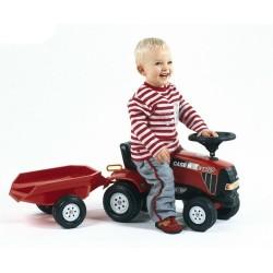 Falk Case IHCVX 120 Tractor and Trailer Ride