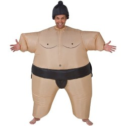 Inflatable Costumes (Sumo)