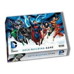 DC Comics Deck