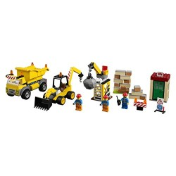 LEGO 10734 Juniors Demolition Site