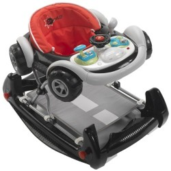 My Child Coupe Walker (Black)
