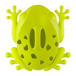Boon Green Frog Pod Bath Toy Storage