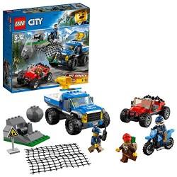 LEGO UK 60172 Dirt Road Pursuit Building Block