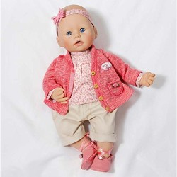 Zapf Baby Annabell Doll Deluxe Lovely Knit Outfit