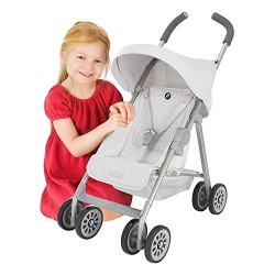 Maclaren Junior BMW Toy Pushchair, Silver