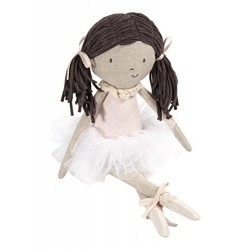 Mamas & Papas My First Ballerina Doll Soft Toy