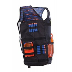 NERF 11517 Elite Vest, One Size