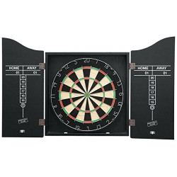 Mightymast Leisure Dartboard Set with Accessories