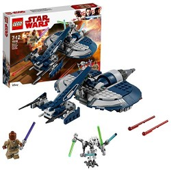 LEGO UK 75199 Star Wars General Grievous' Combat Speeder Building Block