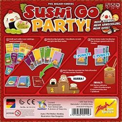 Zoch Verlag GmbH ZOC05114 Sushi Go Party Board Game